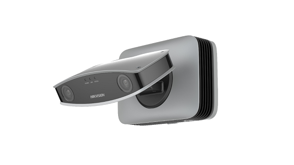 Hikvision iDS-2CD8426G0F 2MP DeepInView Dual-Lens Face Recognition Camera