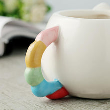 Unicorn Breakfast Mug