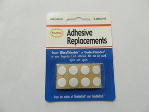 Haberdashery Ultra Thimble Adhesive replacements.