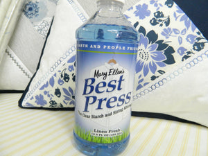 Haberdashery Mary Ellens Best Press Starch  499ml bottle