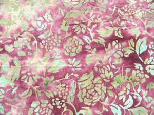Batik Purple #M2708#23 Fuchsia