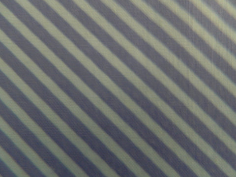 Blue Diagonal Stripes #9236