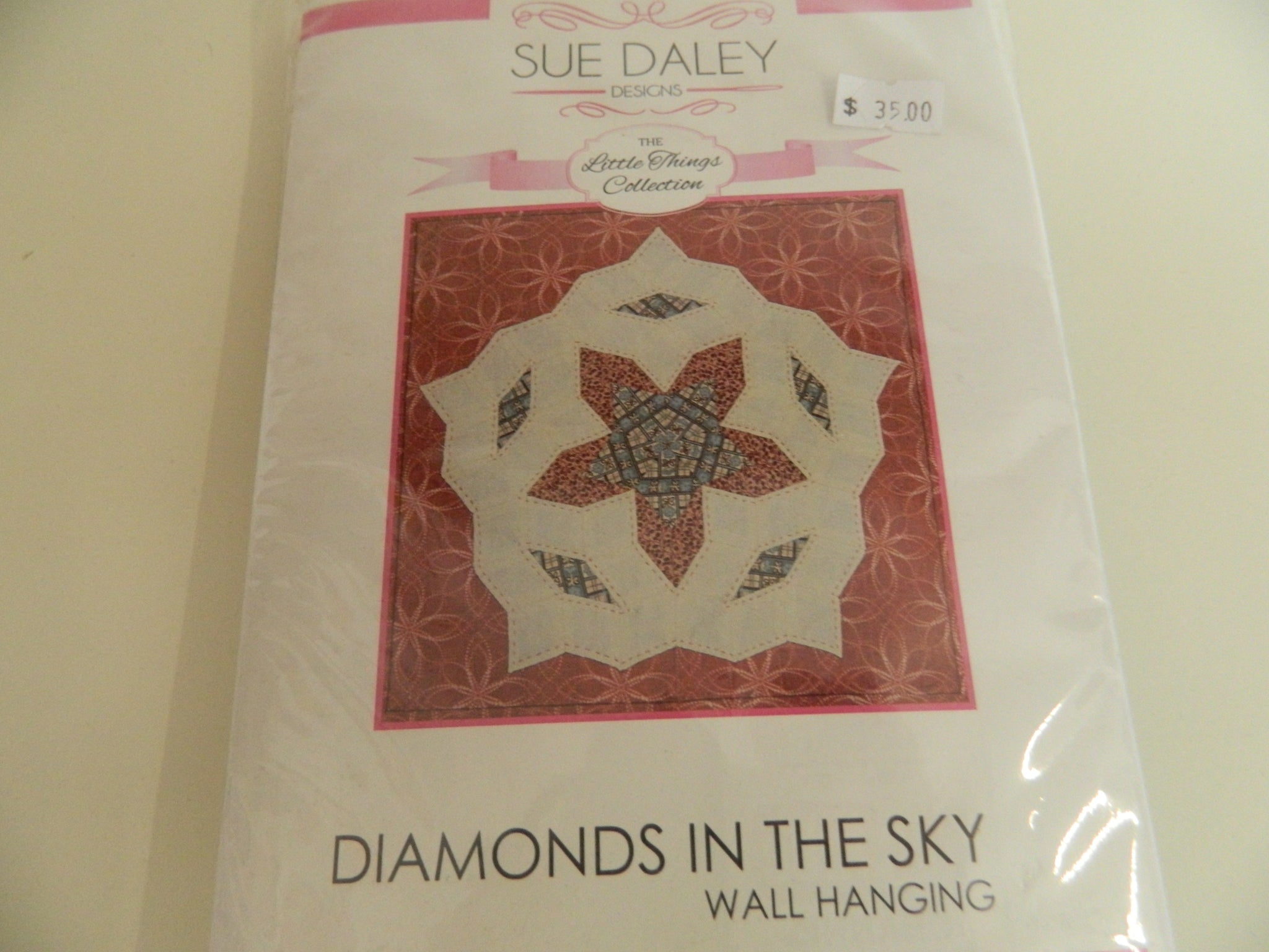 Pattern Diamonds in the Sky By Sue Daley