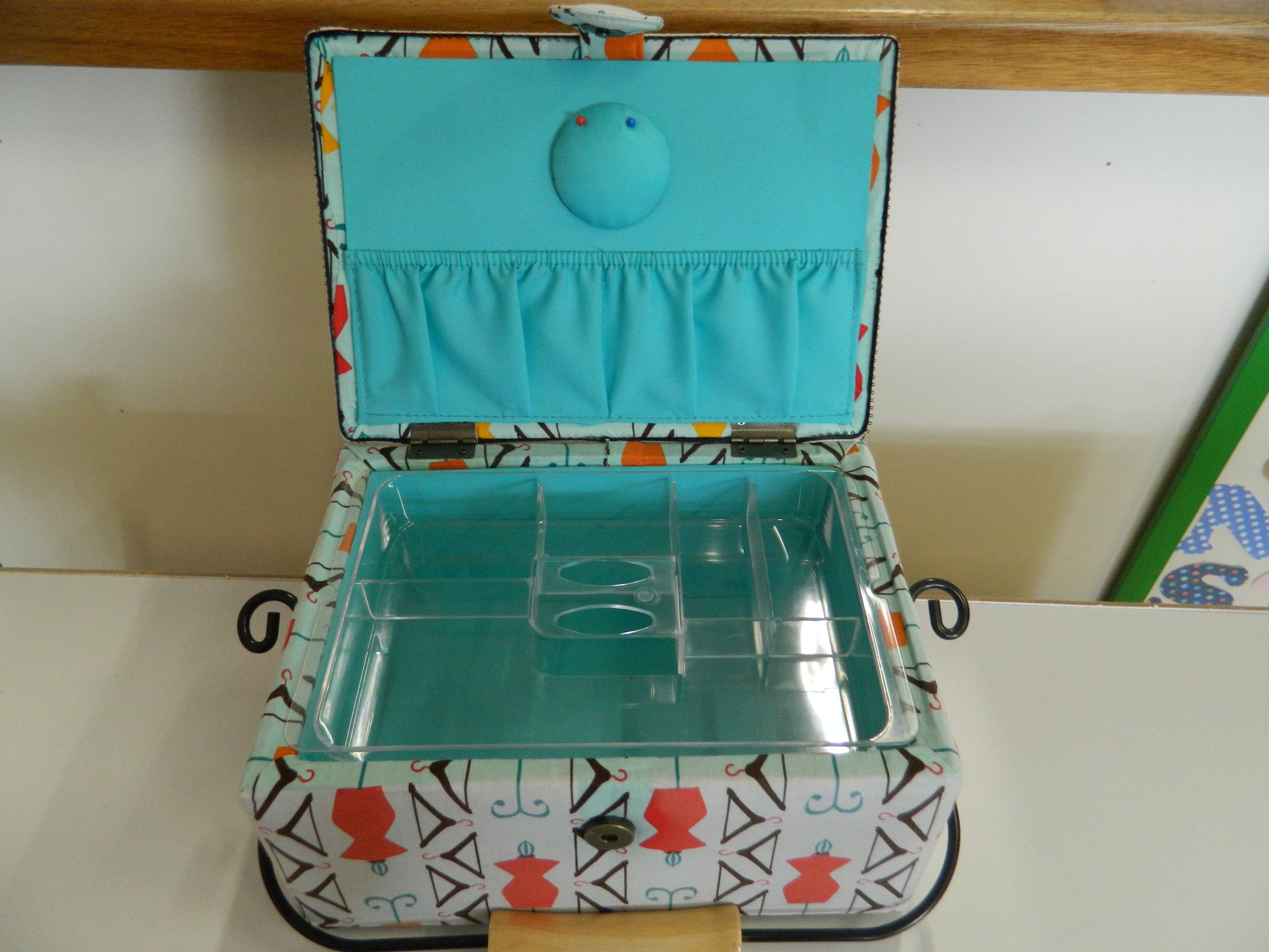 Haberdashery Sewing Box