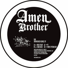 "Load image into Gallery viewer, DJH - Unfinished Biznizz EP - AB-VFS001- Amen Brother - 12"" Vinyl"