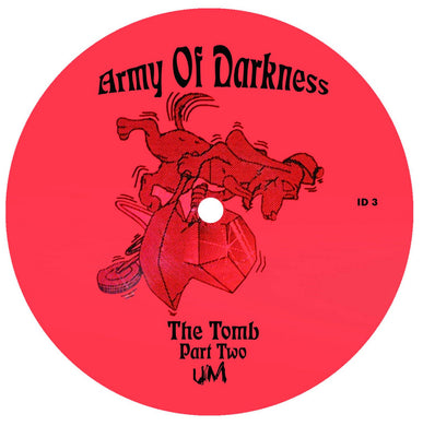 Pugwash & Probe- The Tomb Pt2 - Army of Darkness - I-D Records - ID3 - repress 12