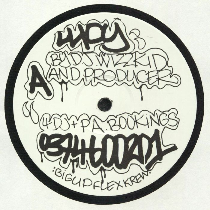 Faceless Productions- Lucy EP - Cut n Runn, DJ Wizzkid Producer FC 003 repress