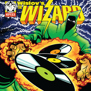 "Wislov - The Wizard EP  - Kniteforce -  KF123 - 12"" Vinyl - Imagination"