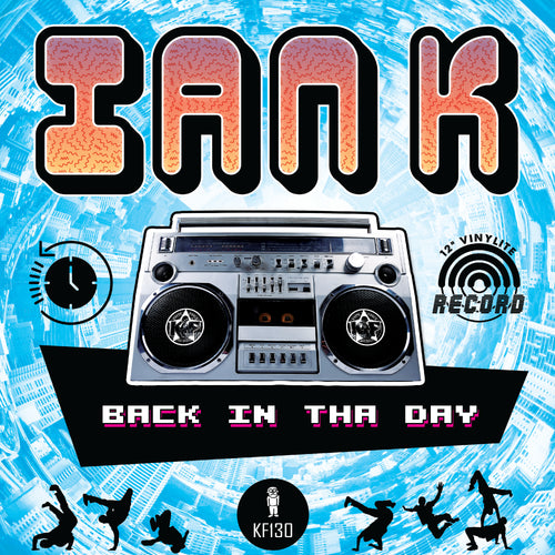 Ian K  'Back In Tha Day' EP  Remember Back/Every Night- Kniteforce - KF134
