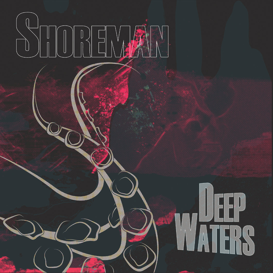 Shoreman - Deep Waters EP - Kniteforce -  KF086 - 12