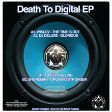 Load image into Gallery viewer, Kniteforce - Death To Digital EP Vol 3 - KF88 -WISLOV/DJ DELUXE/ABYSS/SHOREMAN