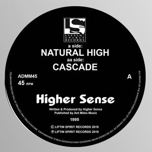 Liftin Spirits Higher Sense - Natural High / Cascade  ADMM45