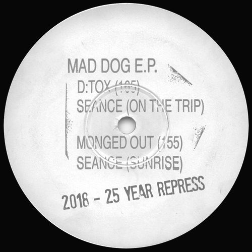 Mad Dog 'The Mad Dog EP' – VFS001 Vinyl Fanatiks repress