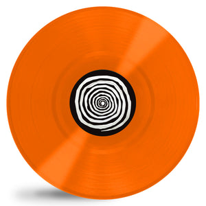 Ellis Dee, DJ Krome & Mr. Time 'Free The Feeling/Drum Thunder' Limited Booming Orange Vinyl – VFS011