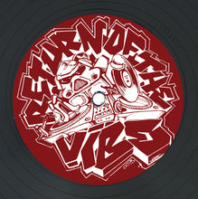 "Load image into Gallery viewer, Vibes & Hattrix You Can Make It/Something Divine  ROTV003 12"" vinyl"