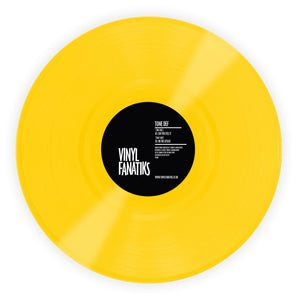 Tone Def 'Can You Feel It/On The Attack' Limited Acid Yellow Vinyl – VFS007
