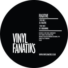 "Load image into Gallery viewer, Fugitive ""Fugitive"" Yellow Vinyl Repress' – VFS009 Vinyl Fanatiks"