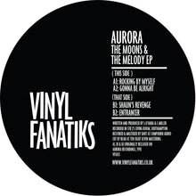 Load image into Gallery viewer, Aurora 'The Moons & Melody' EP – VFS021- Vinyl Fanatiks