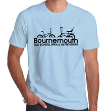 Load image into Gallery viewer, Bournemouth Old School BMX & Retro Bikes Classic T-Shirt