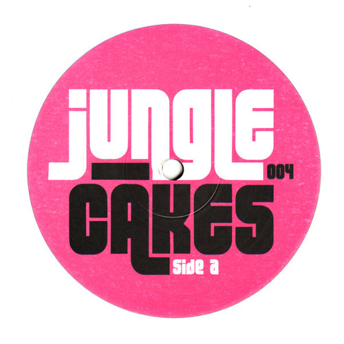 DEEKLINE / ED SOLO Ragga Tip (Walk & Skank) - Jungle cakes - JC 004