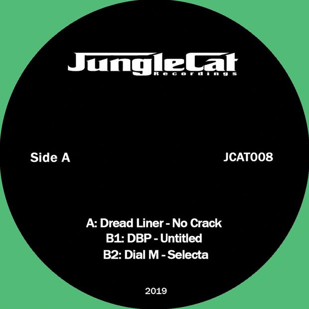 Jungle Cat 008 Va - Dubliner - No Crack, DBP - Untitled, Dial M - Selecta.  12
