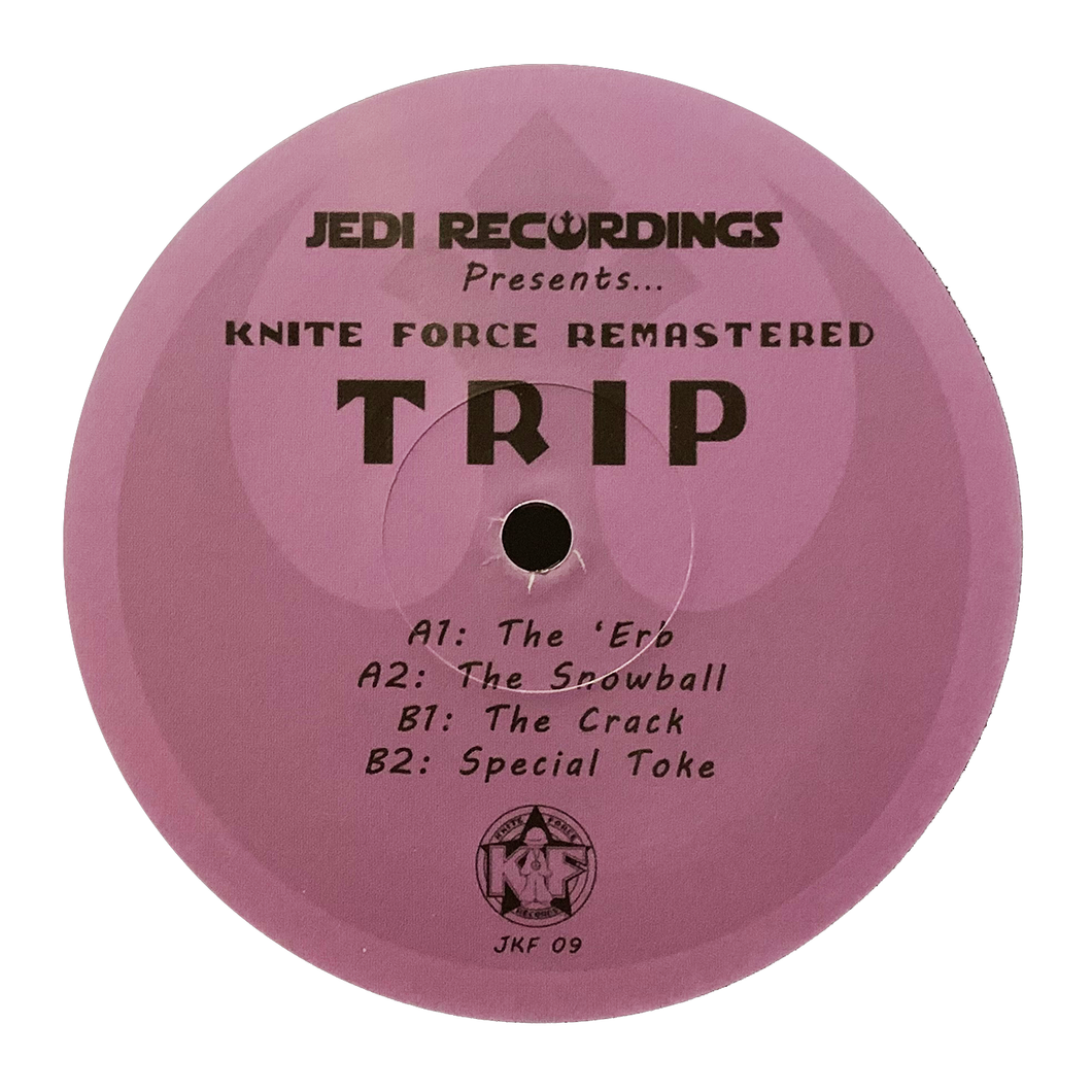 Trip - The 'Erb / The Snowball / The Crack / Special Toke -JEDI RECORDINGS/ KNITEFORCE - JKF09