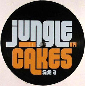 "JFB - Five On It - Tequila Sunrise  - Jungle Cakes - JC 014 12"" Vinyl"