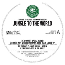 Load image into Gallery viewer, Various Artists - Liondub & Marcus Visionary Present: Jungle To The World 3
