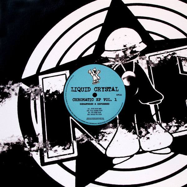 KF116 – Liquid Crystal – Chromatic EP Vol.1 (Remastered) EP