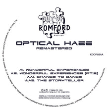 Load image into Gallery viewer, Optical Haze - Wonderful Experiences EP (Remastered) - Out Of Romford Koor 03