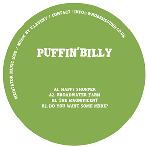 Puffin' Billy - MEDITATOR014 - Happy Shopper - Mediator Music
