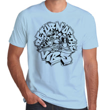 Load image into Gallery viewer, Return of The Vibe on The Decks T-Shirt 100% Cotton