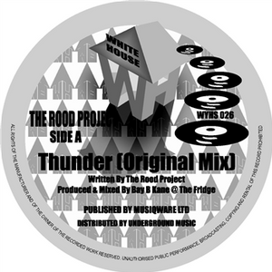 The Rood Project - Thunder - White House Records - Repress  - WYHS 026