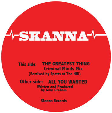 Skanna - The Greatest Thing Criminal Minds Remix 12