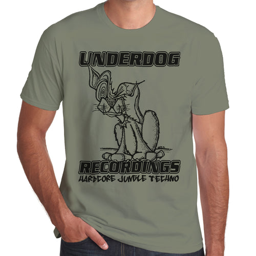 Underdog Recordings Hardcore Junge Techno T-Shirt