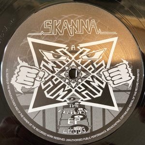 The Future EP - Skanna - White House Records - Repress  - WYHS 013