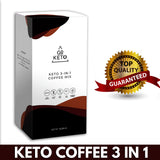 Keto 3-in-1 Coffee Mix with MCT