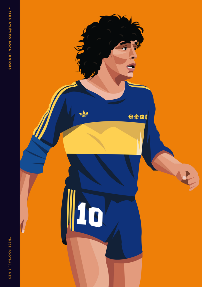 Boca Juniors (Digital)