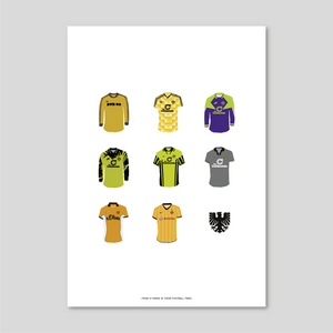 The Art of Borussia Dortmund