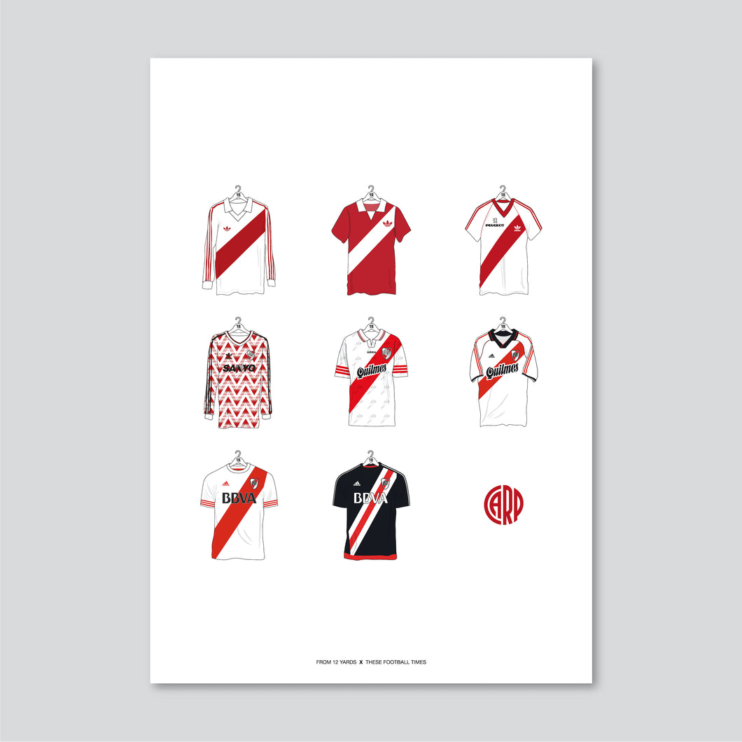 The Art of River Plate