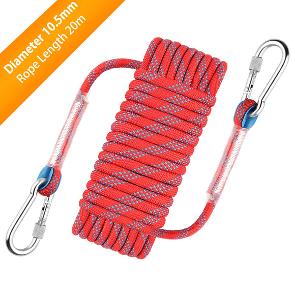 Outdoor Climbing Rope Magnet Fishing Rope 20M (65 ft)