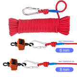 Wukong Fishing Magnet Rope 20 Meters Diameter 6mm