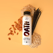 Load image into Gallery viewer, OATH Organic Vanilla Almond Oat Milk + Almond Protein