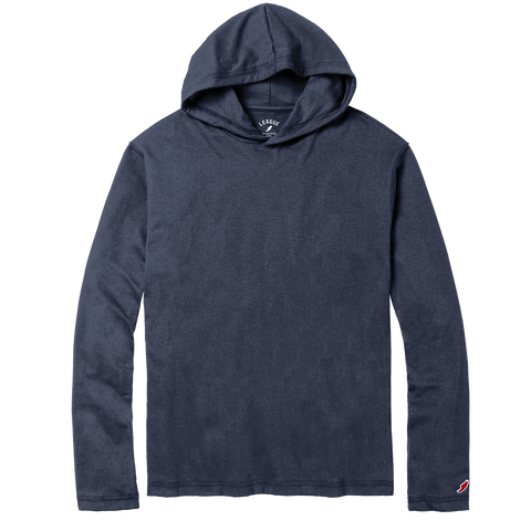 BT555 All American Hooded Long Sleeve