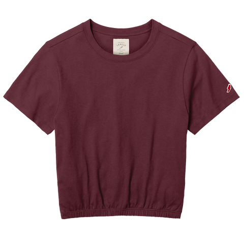 CCW135 Clothesline Cotton Banded Crew