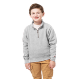 ESYQ120 Youth Essential Fleece Quarter Zip - available 6/1/21