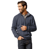 ML460 Tri-Blend Collegiate Quarter Zip