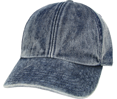 SWD Stone Washed Denim Hat