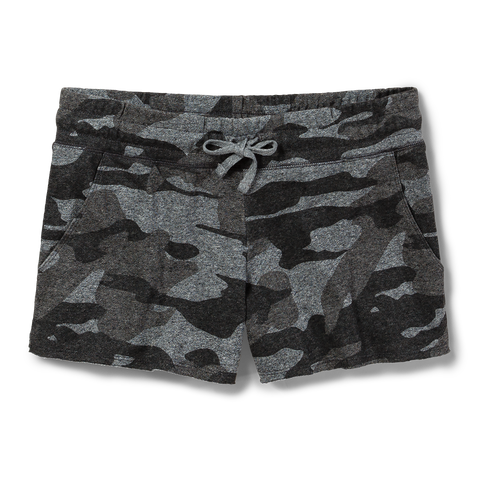 TC150 Camo Terry Short