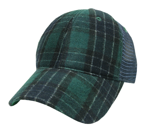 VWA Vintage Wool Flannel Hat